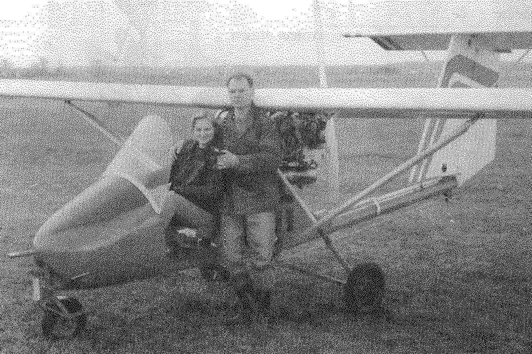 Самолёт с двигателем от снегохода «Буран» (1994 г.) и предпоследняя разработка — «Арго» (2000 г.)