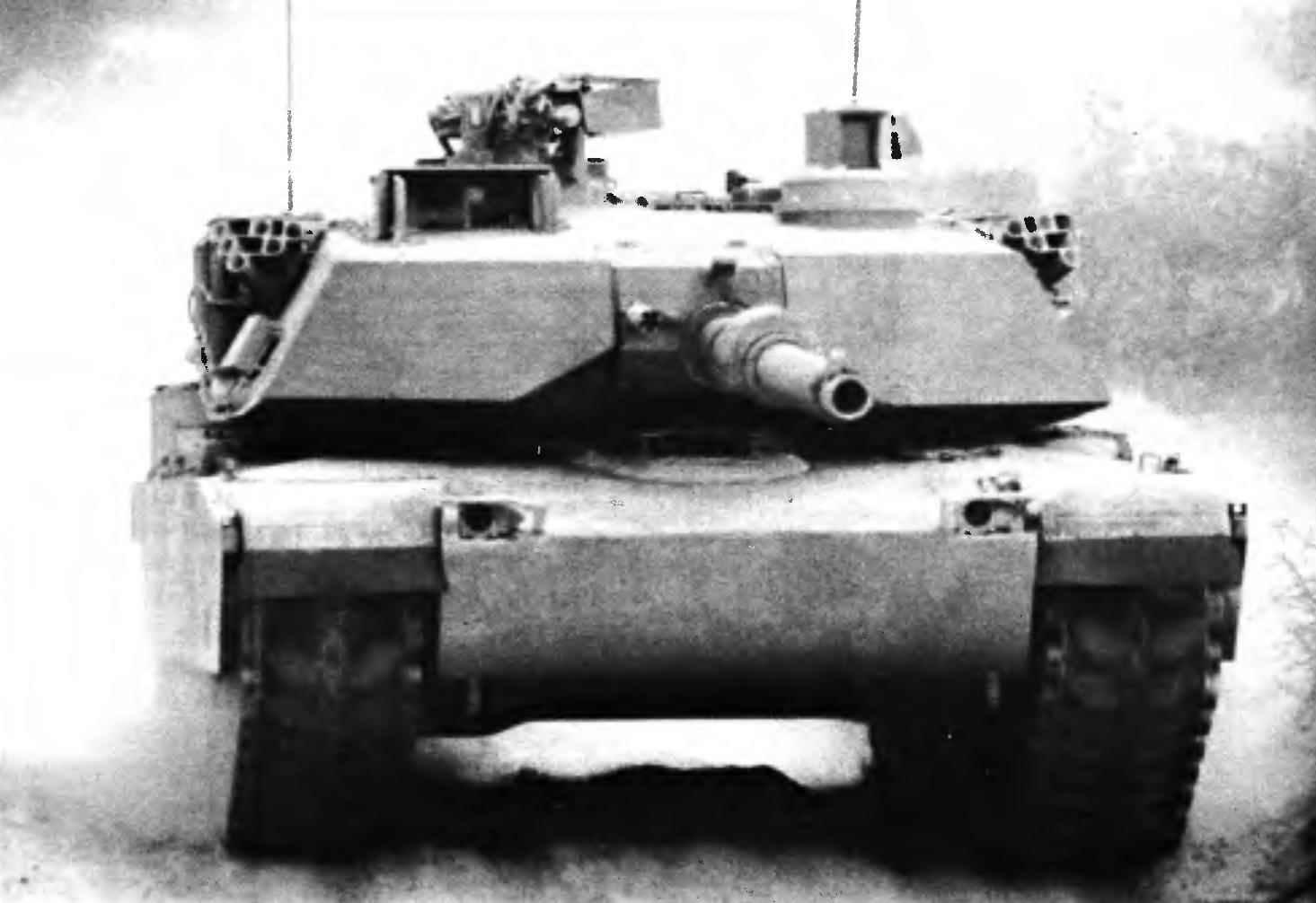 Основной боевой танк М1А2