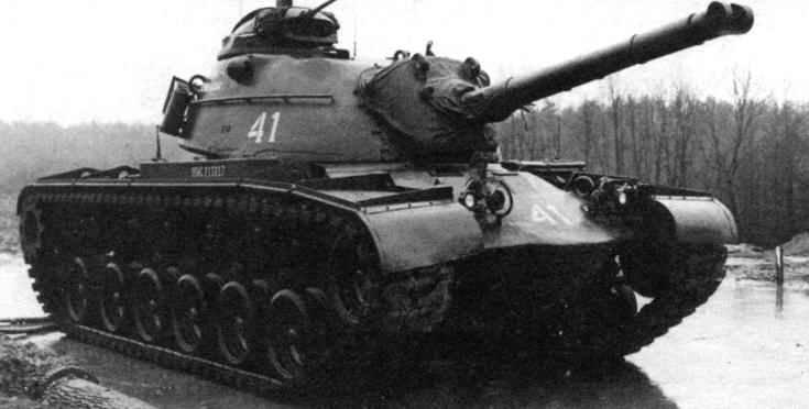 Огнемётный танк М67