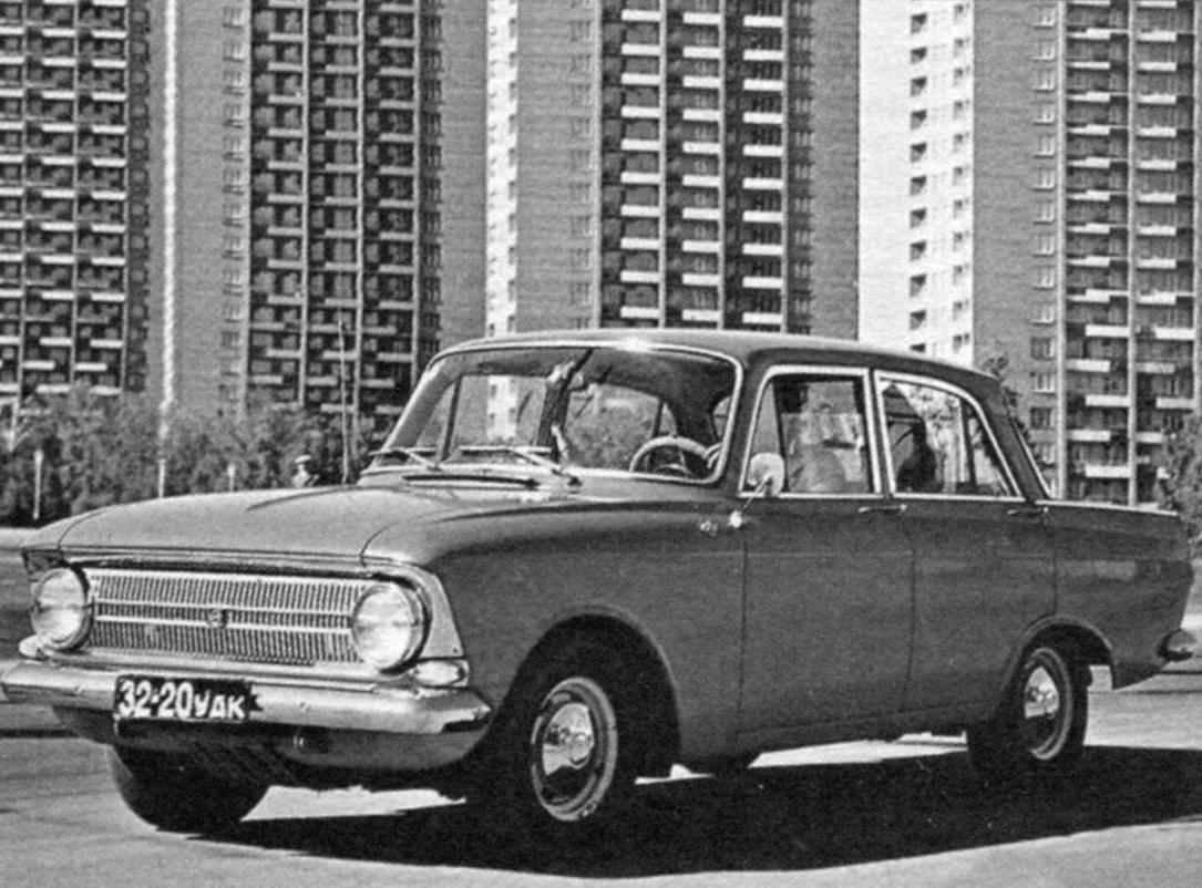 «Москвич-408» сборки Ижевского автозавода
