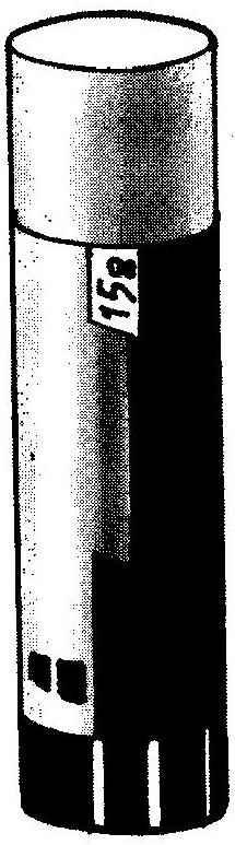 Рис. 1. Тюбик- клеевой карандаш