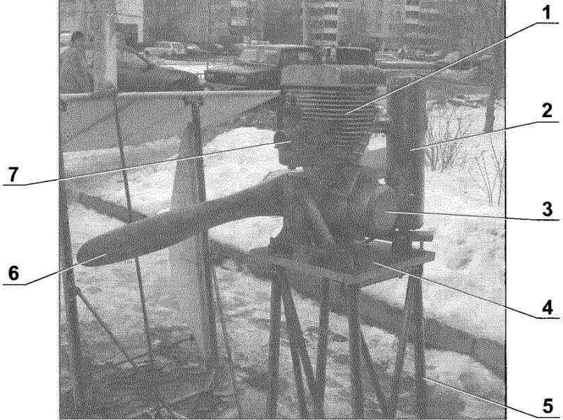 Propeller band