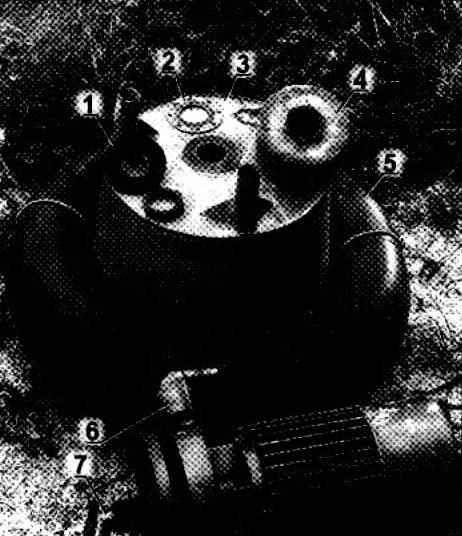 Фото 2. Составляющие элементы насосной установки