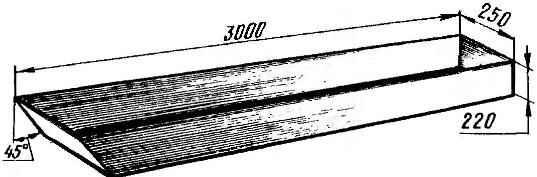 Поплавок из стального листа