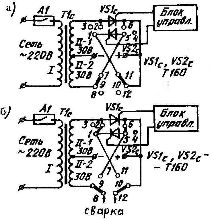 Схемы зарядных устройств для авто своими руками