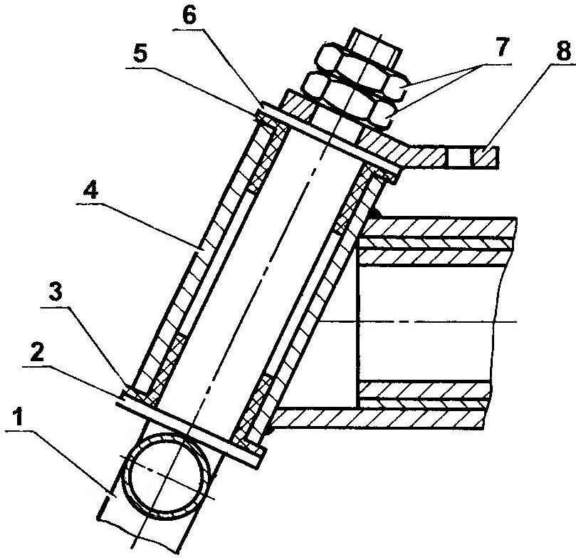 Устройство рулевого привода