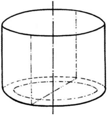 Полуцилиндры ротора ветродвигателя вырезаются из подходящей по размерам алюминиевой кастрюли или ведра