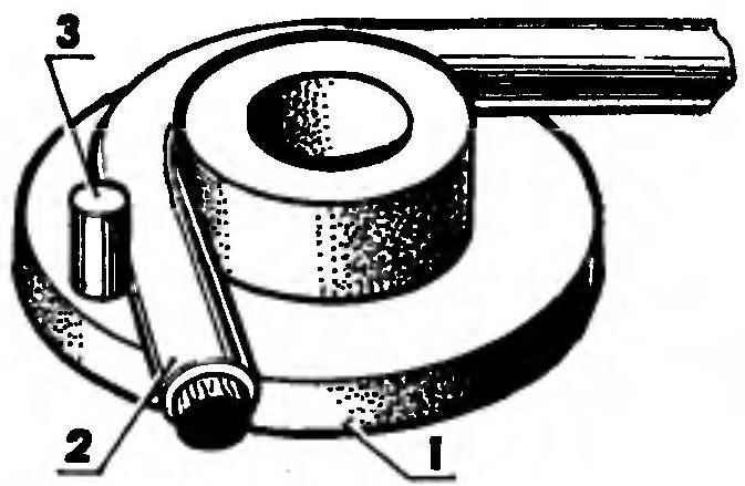Приспособление для гибки труб и прутков