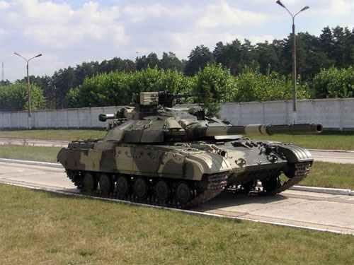 Т-64 - ВЫЗОВ ТАНКАМ НАТО