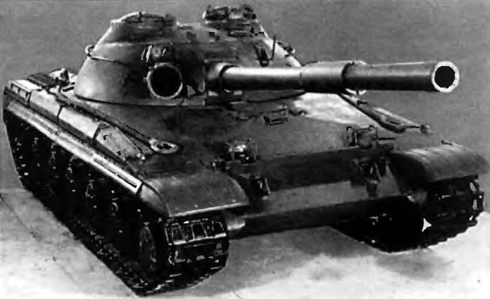 Танк Т-64 раннего выпуска