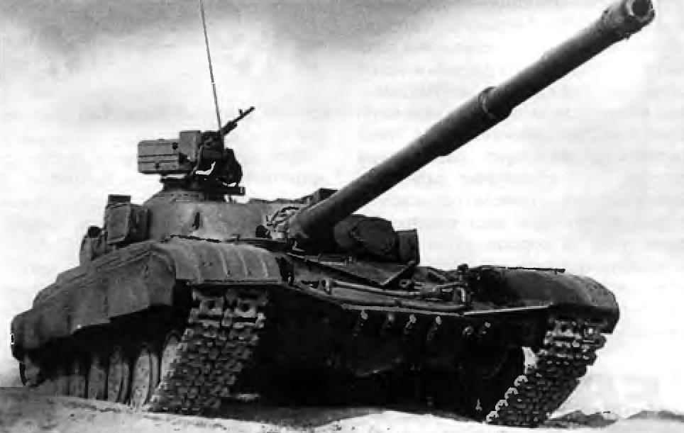 Танк Т-64А «объект 434»