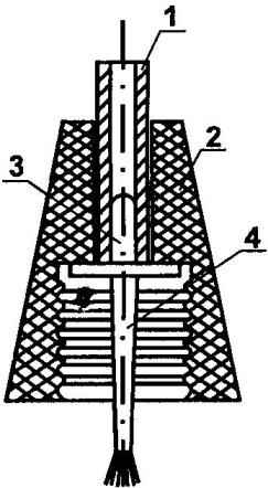 Доработка крышки флакончика для флюс