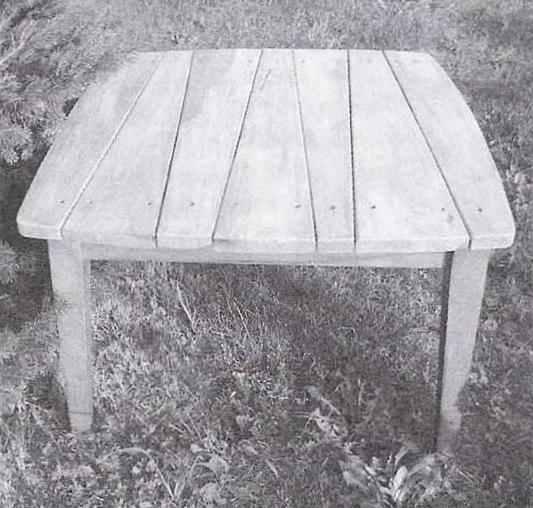 Обновлённый столик