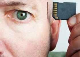 ELECTRONIC EXPANDER OF HUMAN MEMORY