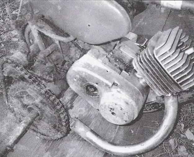 Трансмиссия с узлом промежуточного вала