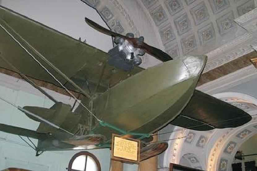 ГИДРОСАМОЛЕТ Ш-2