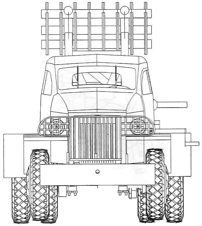 KATYUSHA BM-13