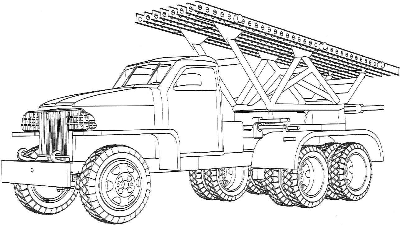 КАТЮША БМ-13