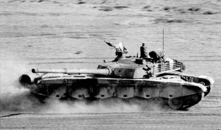 Атакует танк «Тип 98»