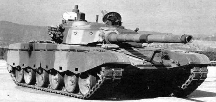 Танк «Тип 98»