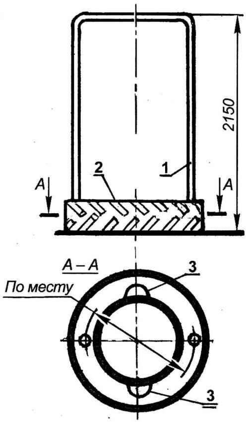 Рис. 8. Кольцевая «гиря»