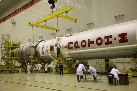 Ракета-носитель «Протон-К»