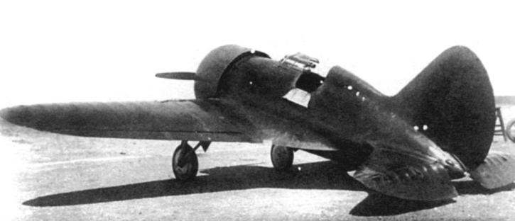 The prototype I-16