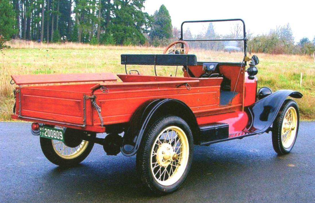 Ford-T пикап