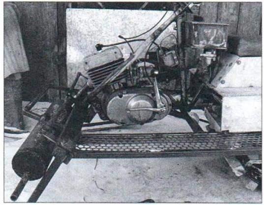 Компоновка силового агрегата