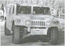 ARMORED CAR USA HUMMER