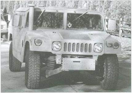 HMMV M998 только что с завода