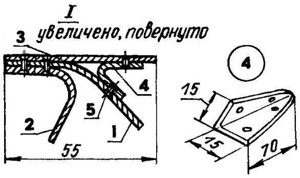 Схема стыков