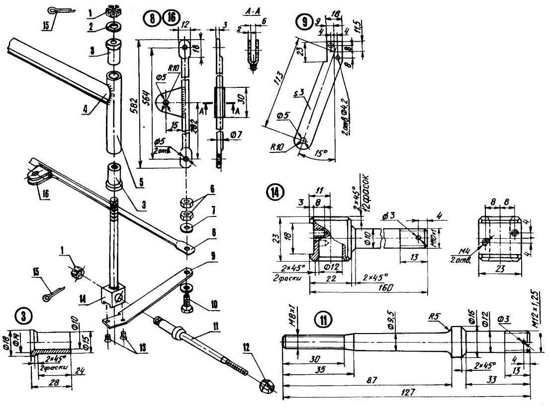 Веломобиль своими руками инструкция 22