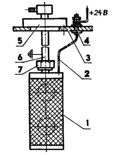 Почне горный подогреватель в фильтре очистки топлива
