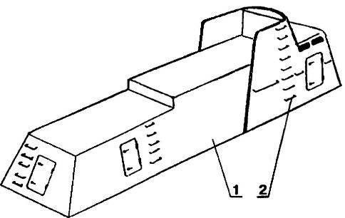 Combat tower model