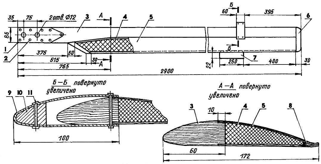Blade rotor