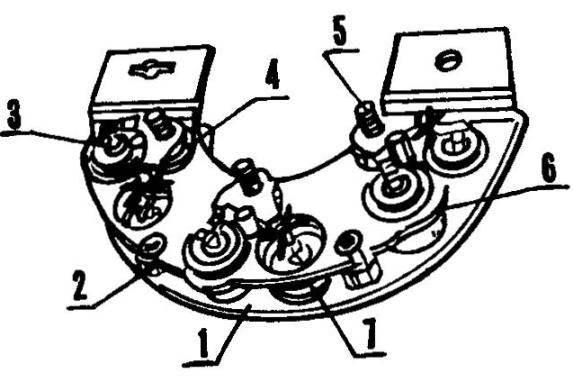 Доработка выпрямителя в генераторе Г273А
