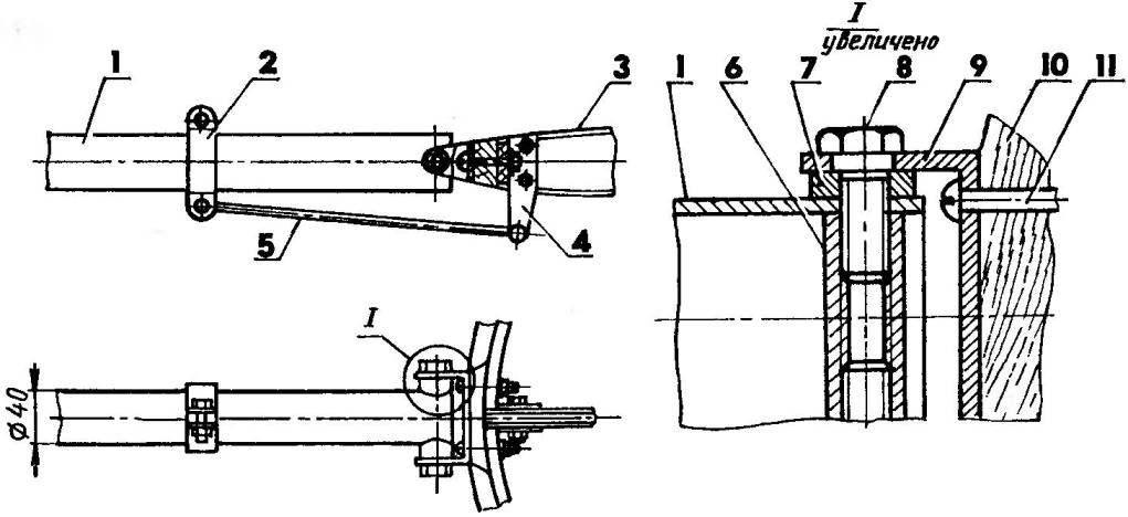 Hinge device stabilizer
