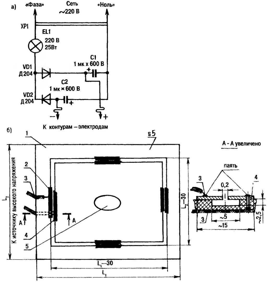 конструкторская схема глушителя для автомата акс 74 уб