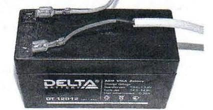 Рекомендуемый аккумулятор DT12-012