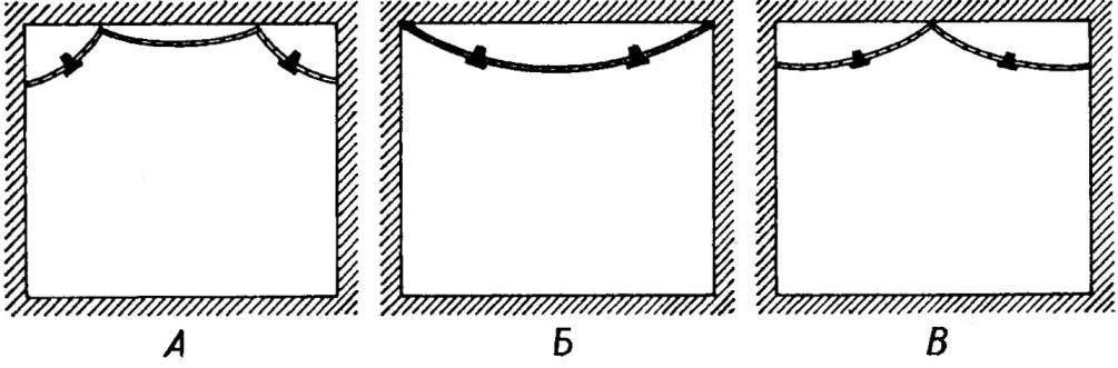 Варианты подвесного дощатого потолка