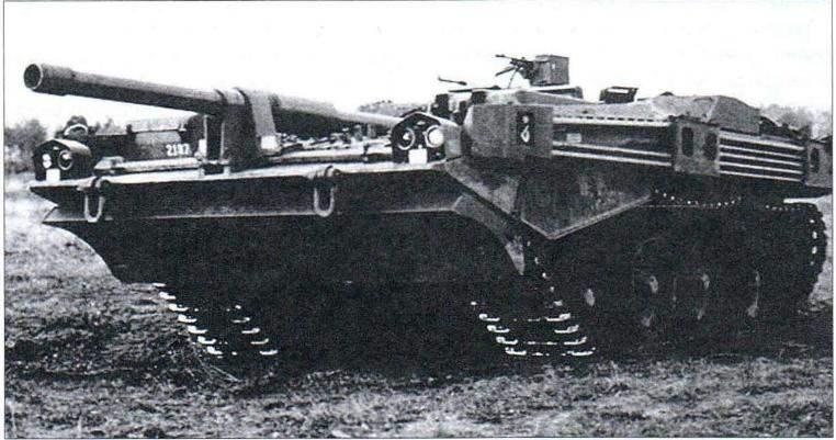 Основной боевой танк Strv-103А