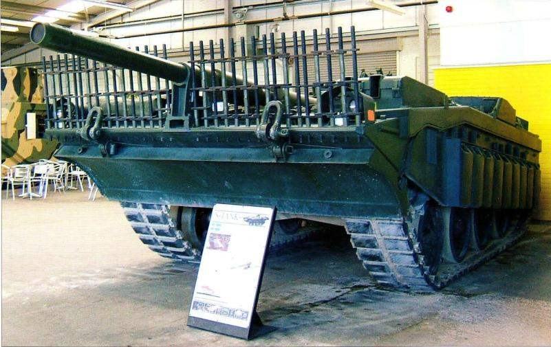 Strv-103A в г.Бовингтон