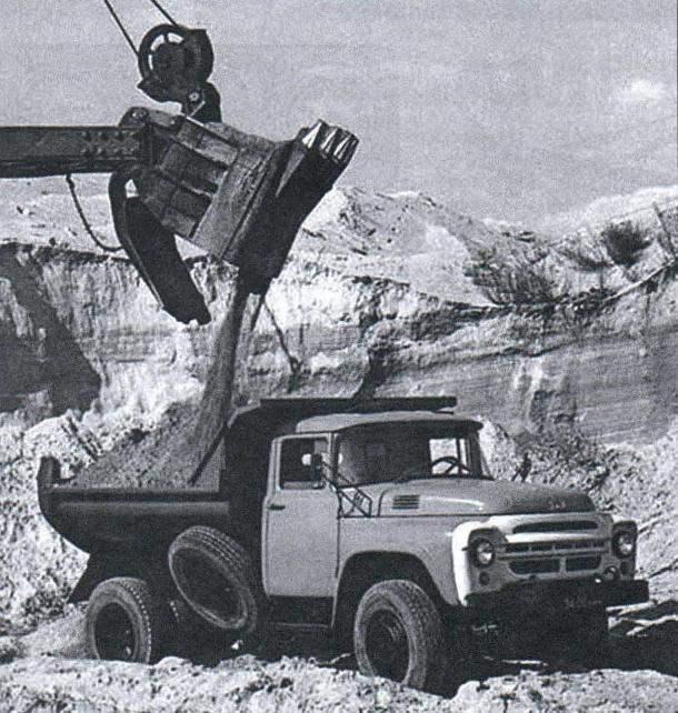 Грузовик выпускался заводом имени Лихачёва тридцать лет, всего за это время было собрано 3 388 312 автомобилей, ставших основной «рабочей лошадкой» отечественной промышленности