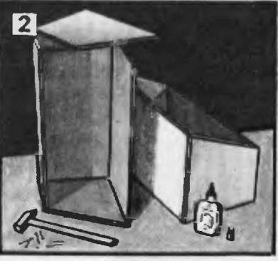 2 Ящики тумбочки