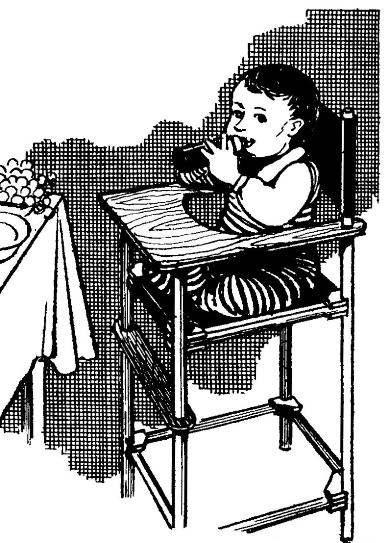 DINING ROOM INFANTS