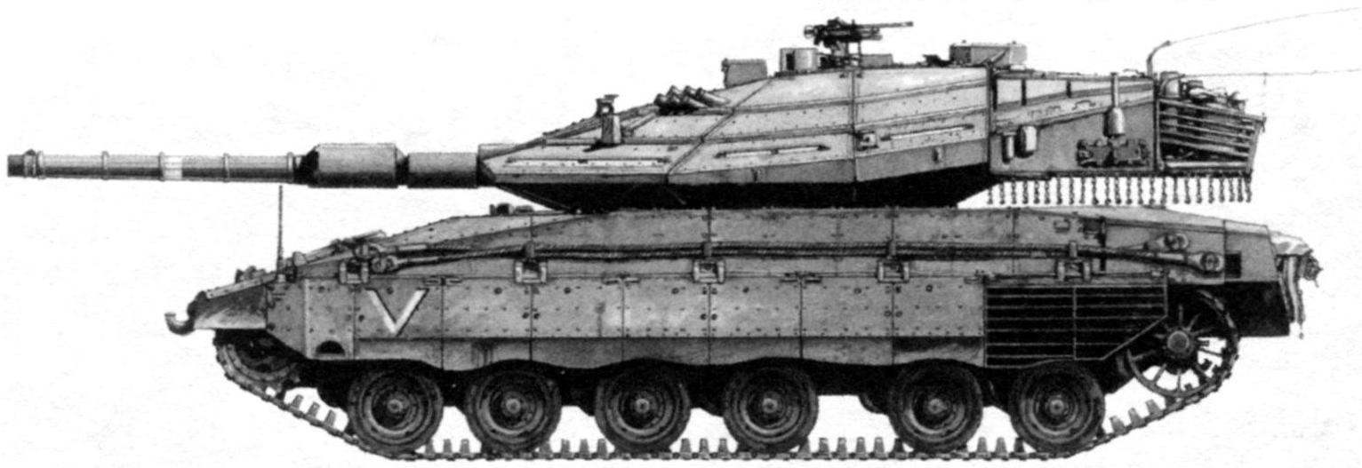«Меркава» Mk.4