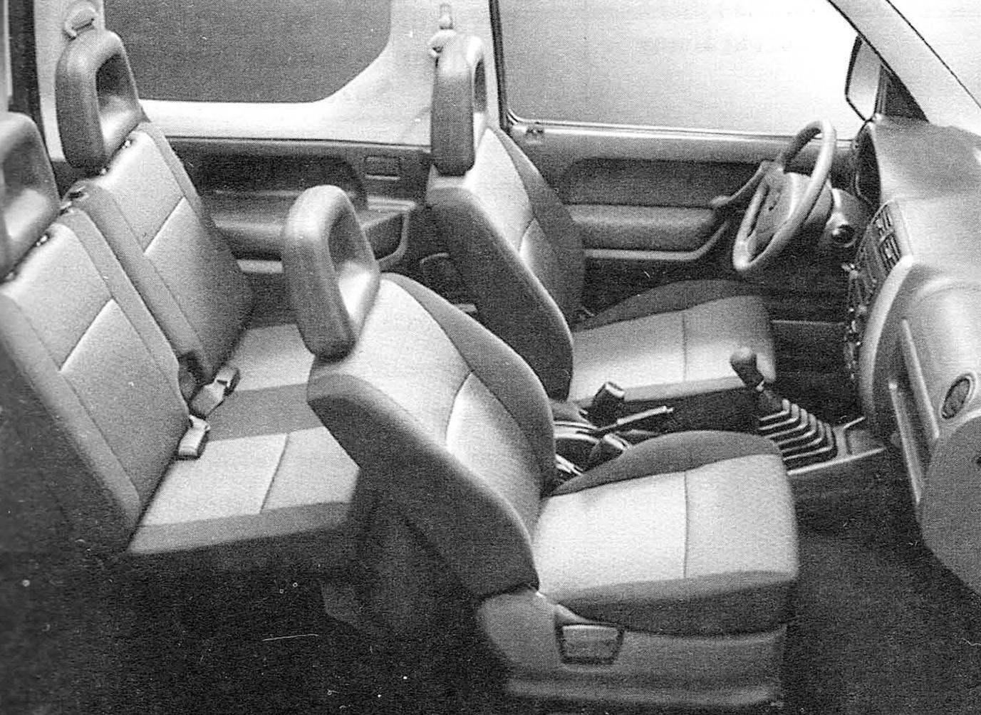 Salon Suzuki Jimny