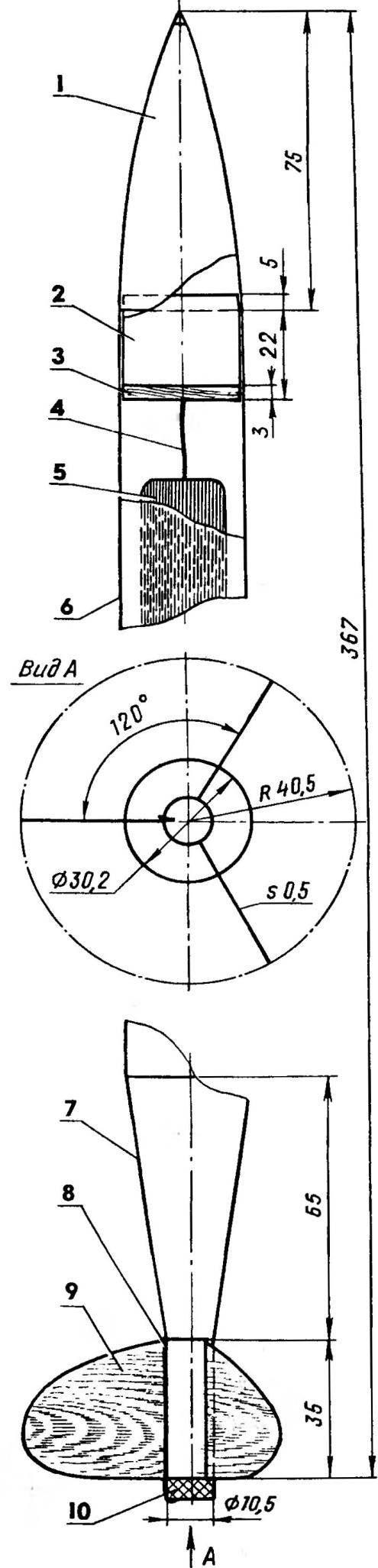 Модель М.Степанова
