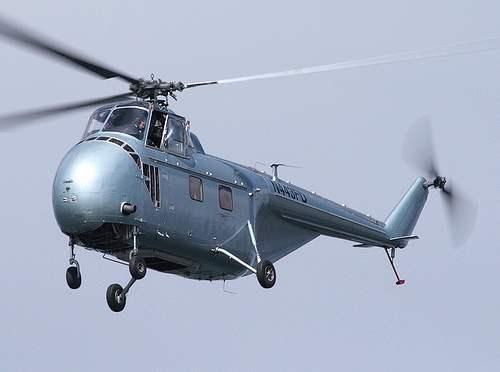 Вертолёт S-55 И.Сикорского